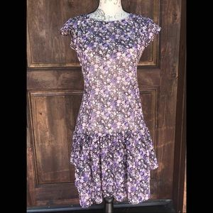 BCBGenerations Floral Dress